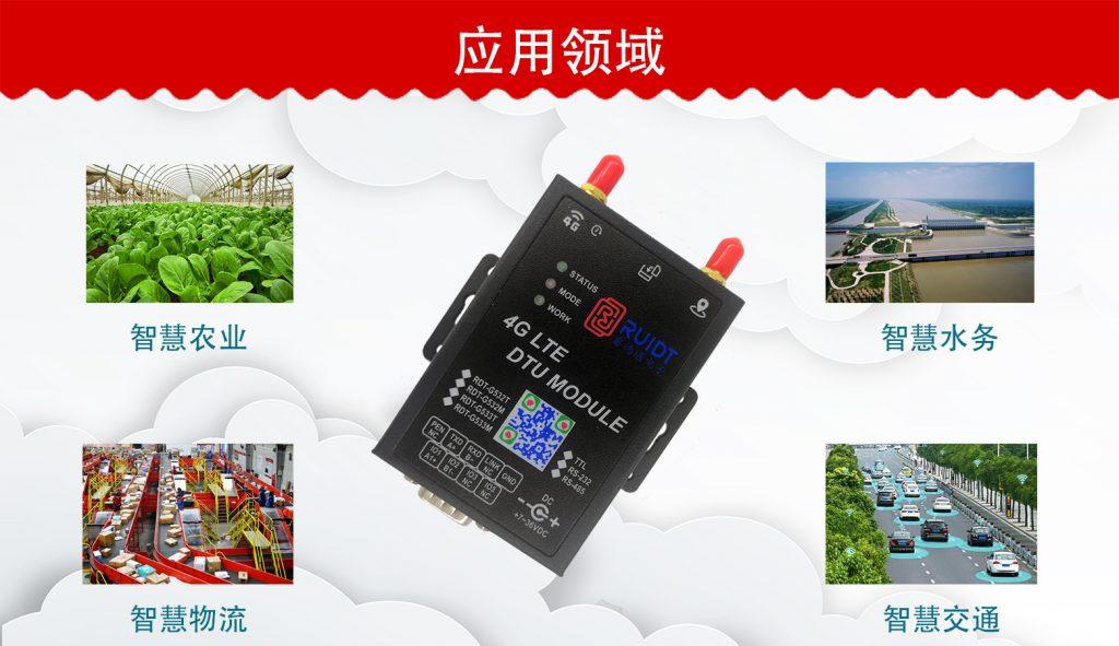 【新品发售】全新无线4G DTU终端RDT-G533M