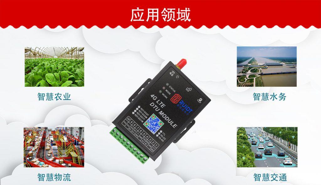 【新品发售】全新无线4G DTU终端RDT-G530系列产品