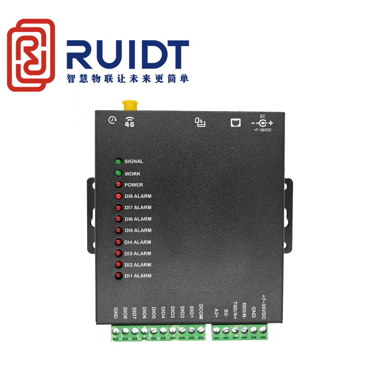 RDT-G535T八路开关量无线4G终端